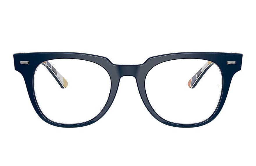 Ray-Ban  eyeglasses RX5377 UNISEX 003 meteor optics dark blue 8056597367851