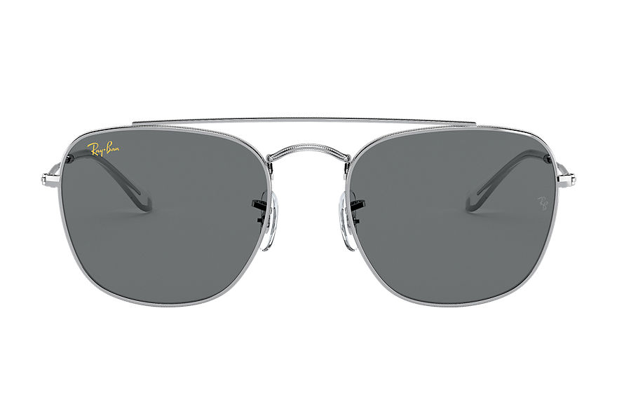 Ray-Ban  sonnenbrillen RB3557 MALE 004 rb3557 legend gold shiny silver 8056597368995
