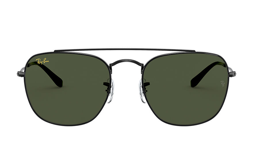 Ray-Ban  sunglasses RB3557 MALE 005 rb3557 legend gold shiny black 8056597369008