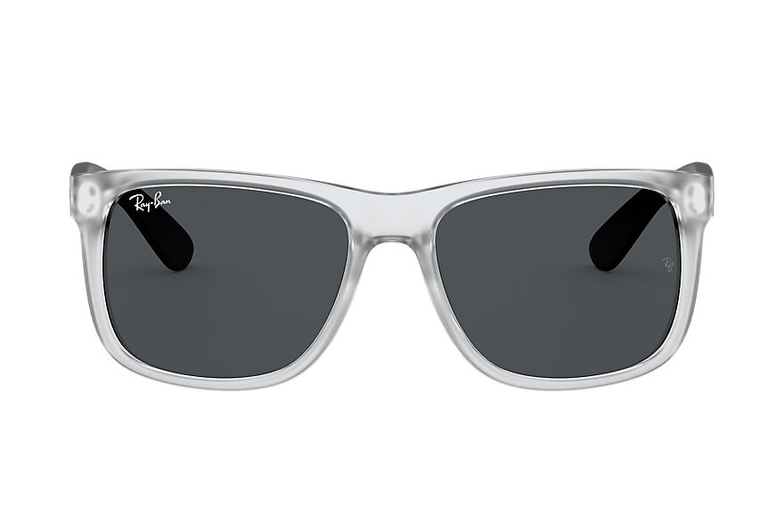 Ray-Ban  sunglasses RB4165F MALE 002 justin color mix low bridge fit transparent 8056597369350
