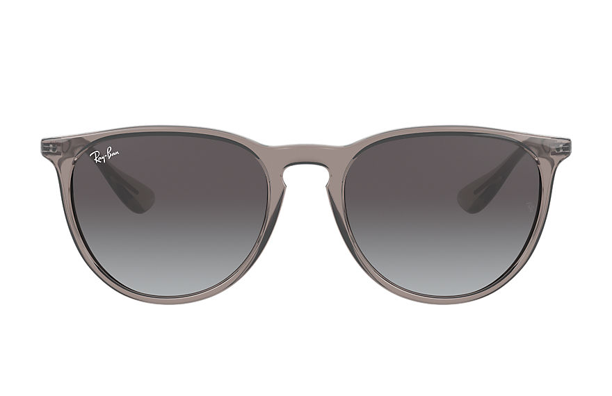 Ray-Ban  sonnenbrillen RB4171 FEMALE 001 erika color mix shiny transparent grey 8056597369374