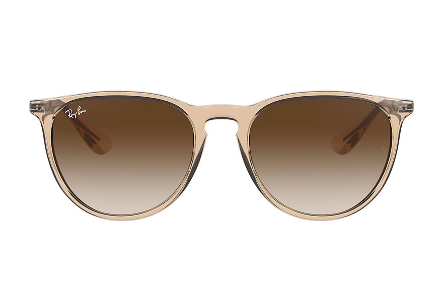 Ray-Ban  sonnenbrillen RB4171 FEMALE 002 erika color mix shiny transparent brown 8056597369381