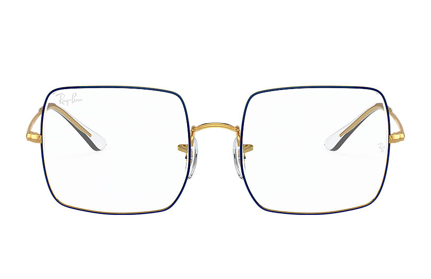 Ray-Ban  eyeglasses RX1971V FEMALE 003 square 1971 optics blue 8056597369459