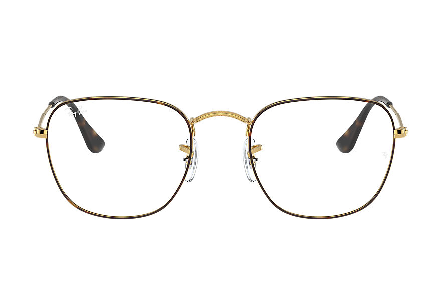 Ray-Ban  eyeglasses RX3857V UNISEX 002 frank optics glanzend goud 8056597369480