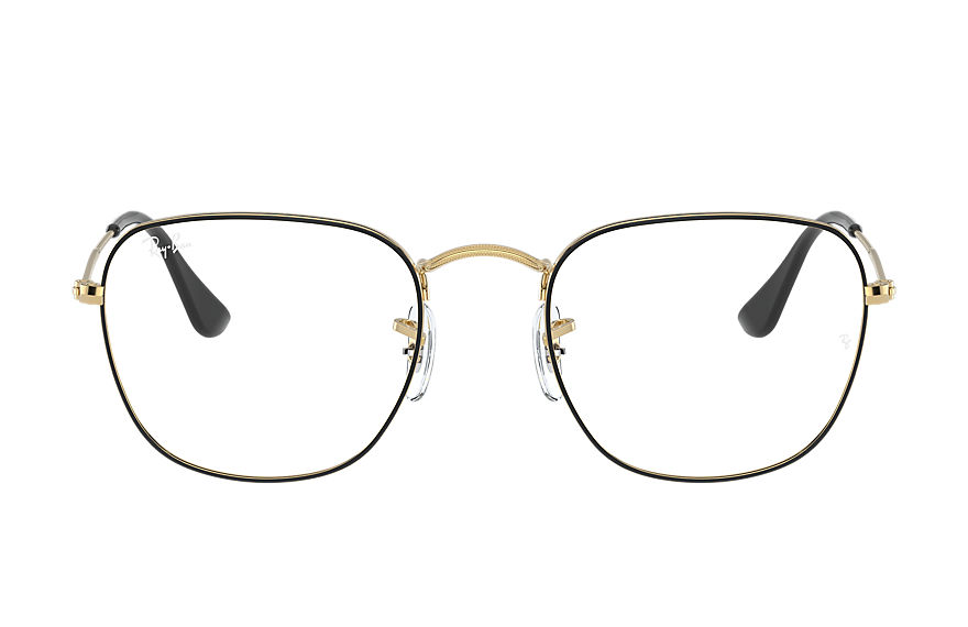 Ray-Ban  eyeglasses RX3857V UNISEX 003 frank optics glanzend goud 8056597369497