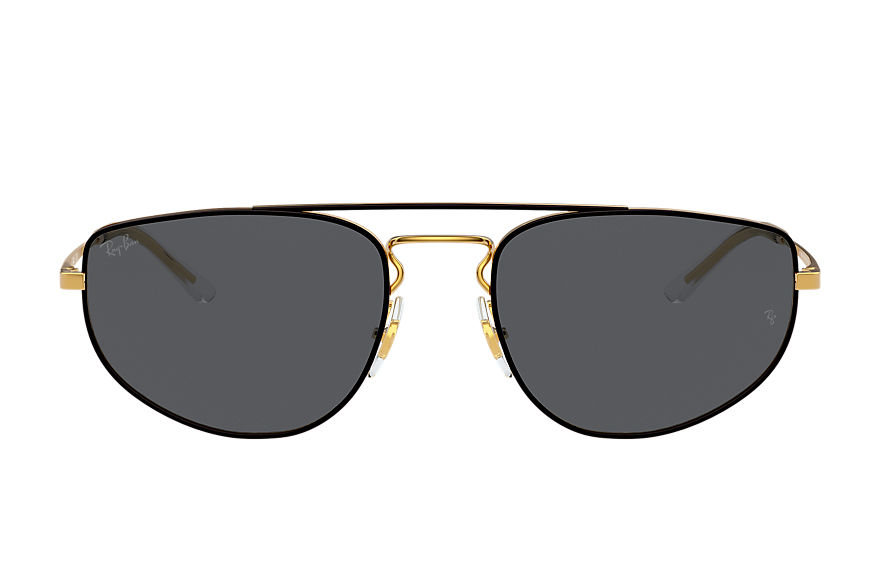 Ray-Ban  sunglasses RB3668 UNISEX 005 rb3668 shiny gold 8056597370837
