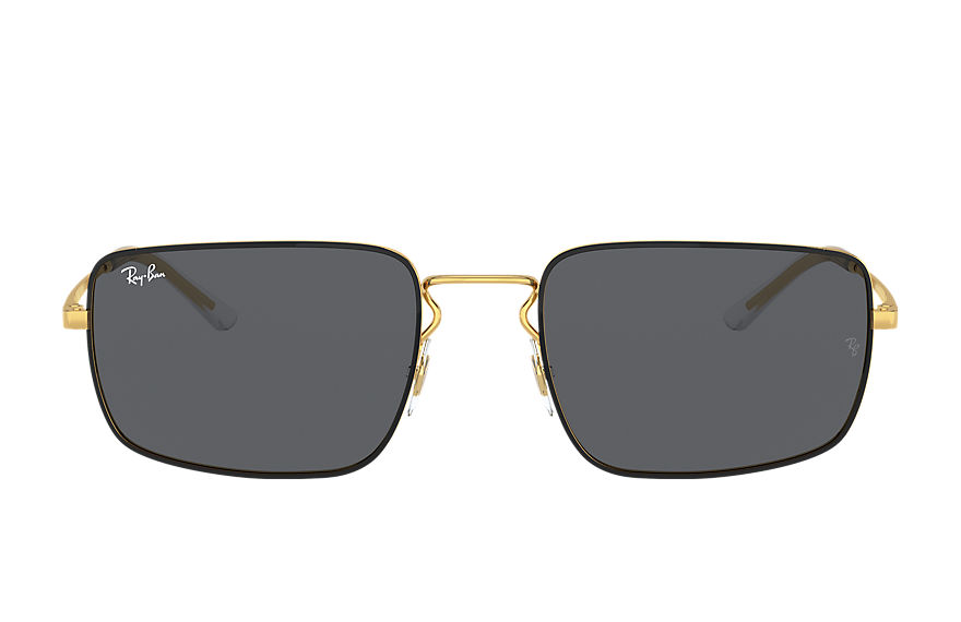 Ray-Ban  sunglasses RB3669 UNISEX 004 rb3669 shiny gold 8056597371414
