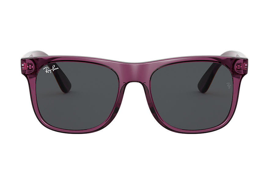Ray-Ban  sunglasses RJ9069S MALE 002 rj9069s transparent violet 8056597378499