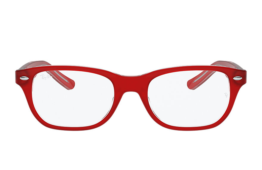 Ray-Ban  eyeglasses RY1555 UNISEX 003 rb1555 red 8056597378710
