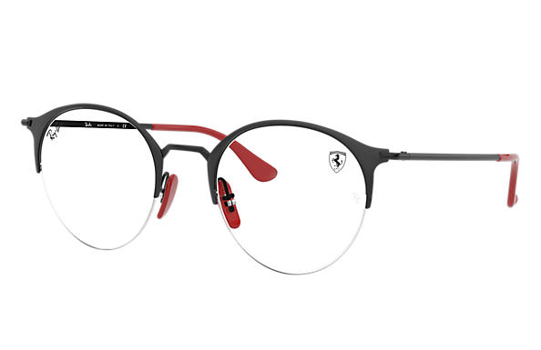 Ray-Ban Eyeglasses RB3578VM SCUDERIA FERRARI COLLECTION Black