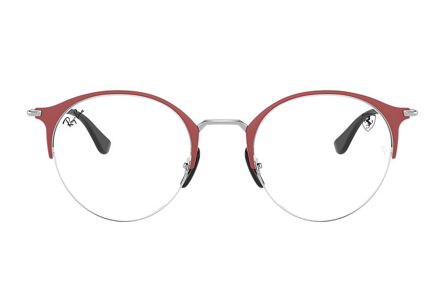 Ray-Ban  eyeglasses RX3578VM UNISEX 002 rb3578vm scuderia ferrari collection red 8056597382229