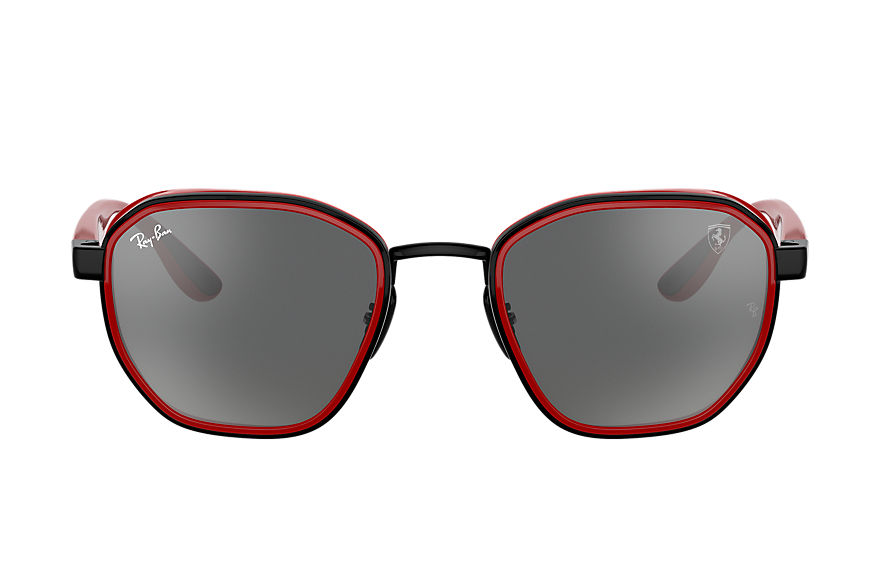 Ray-Ban  sunglasses RB3674M UNISEX 002 rb3674m scuderia ferrari collection black 8056597382595