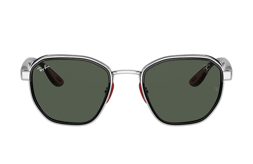 Ray-Ban  sunglasses RB3674M UNISEX 003 rb3674m scuderia ferrari collection shiny silver 8056597382601