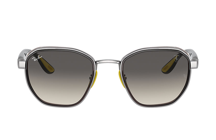 Ray-Ban  sunglasses RB3674M UNISEX 005 rb3674m scuderia ferrari collection shiny gunmetal 8056597382625