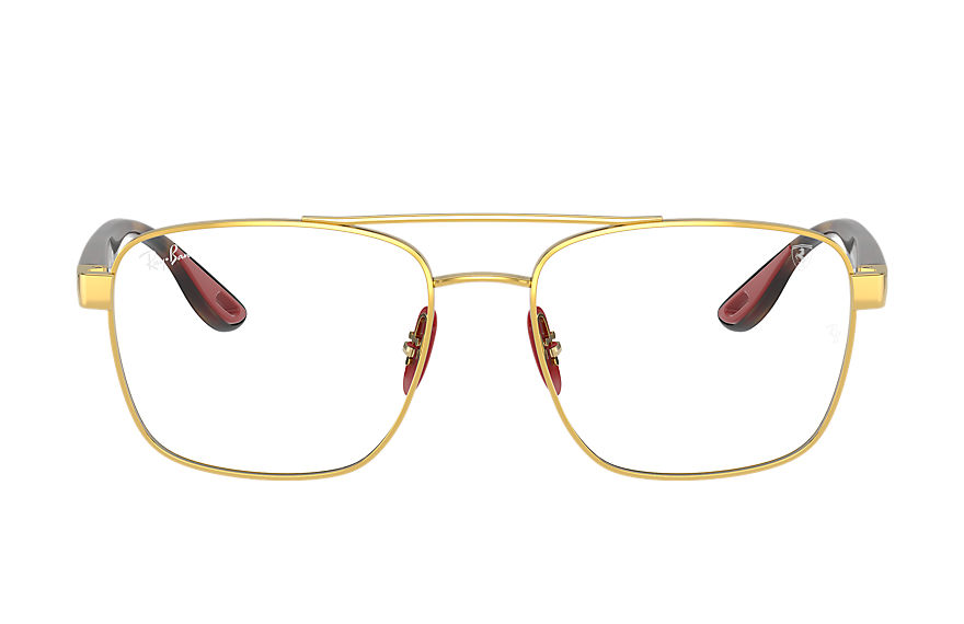 Ray-Ban  eyeglasses RX6467M MALE 002 rb6467m scuderia ferrari collection shiny tortoise 8056597382755