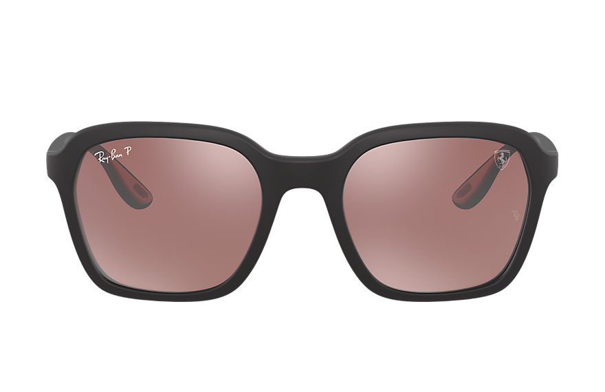 Ray-Ban  sunglasses RB4343M UNISEX 002 rb4343m scuderia ferrari collection black 8056597382762