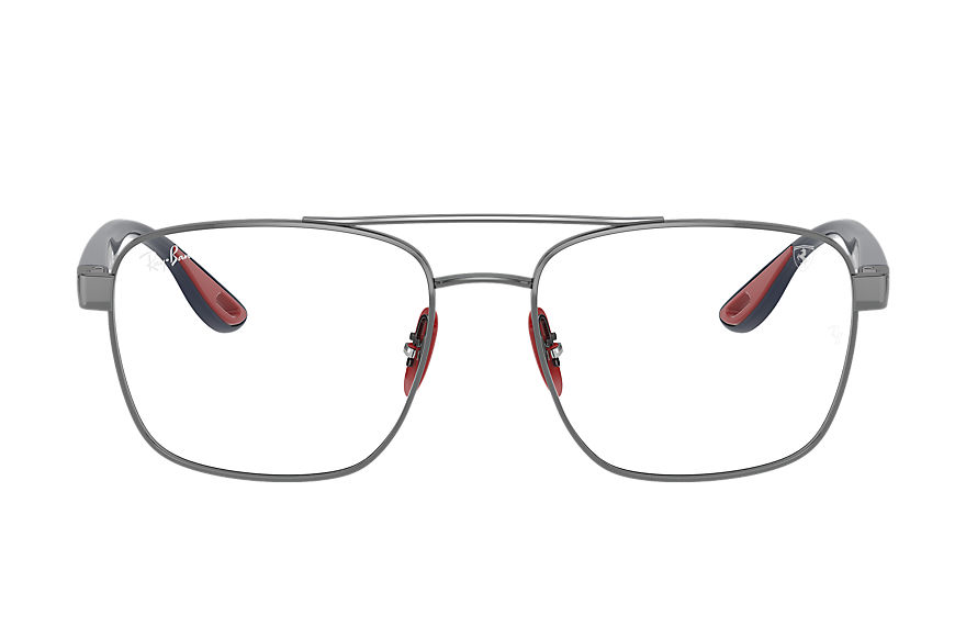 Ray-Ban  eyeglasses RX6467M MALE 004 rb6467m scuderia ferrari collection shiny gunmetal 8056597382816