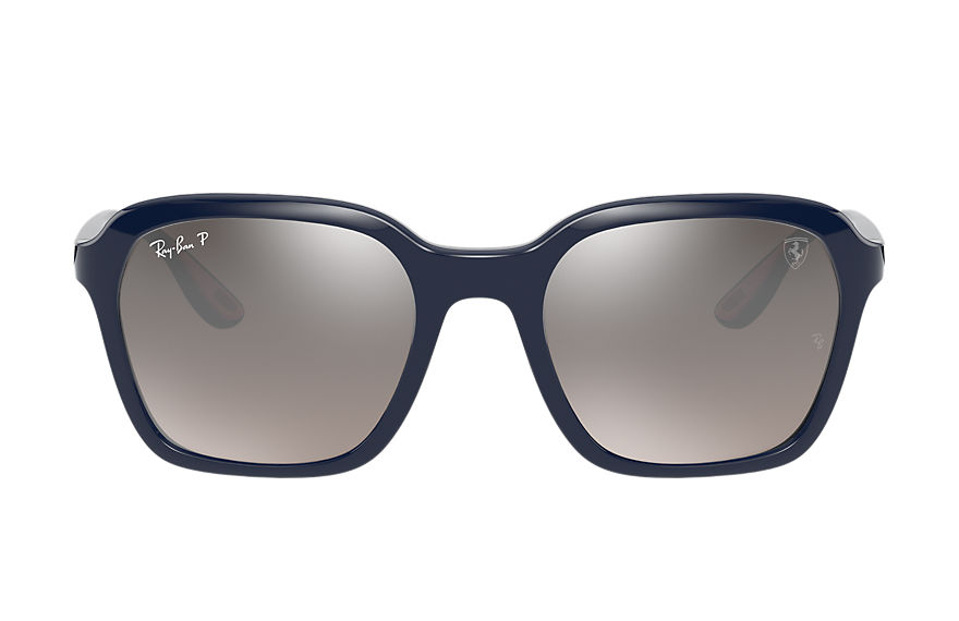 Ray-Ban  sunglasses RB4343M UNISEX 004 rb4343m scuderia ferrari collection shiny blue 8056597382823