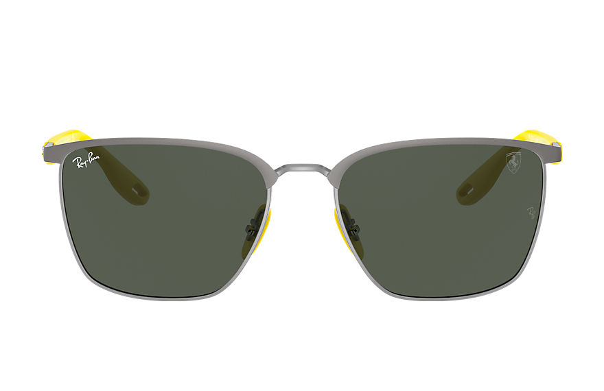 Ray-Ban  sunglasses RB3673M UNISEX 005 rb3673m scuderia ferrari collection shiny gunmetal 8056597382830