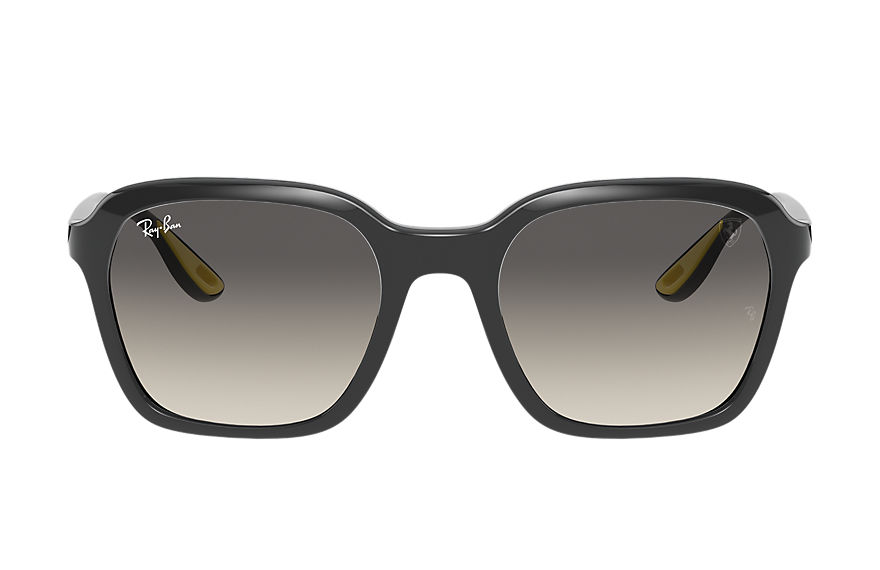 Ray-Ban  sunglasses RB4343M UNISEX 005 rb4343m scuderia ferrari collection shiny grey 8056597382854