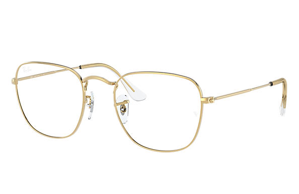 Ray-Ban Eyeglasses FRANK OPTICS Goud