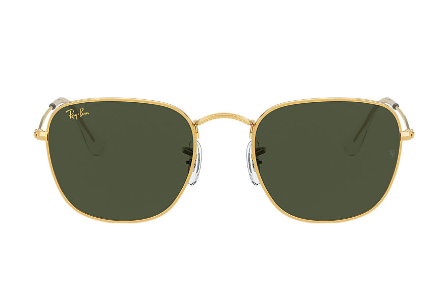 Ray-Ban  sunglasses RB3857 UNISEX 009 frank legend gold gold 8056597385626