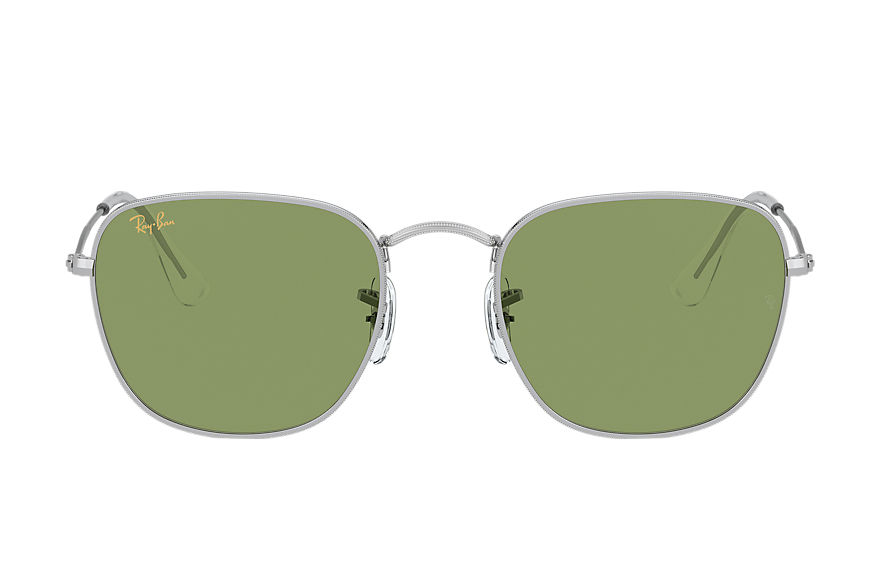 Ray-Ban  sunglasses RB3857 UNISEX 010 frank legend gold silver 8056597385688