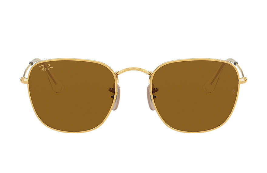 Ray-Ban  sunglasses RB3857 UNISEX 011 frank legend gold gold 8056597385701