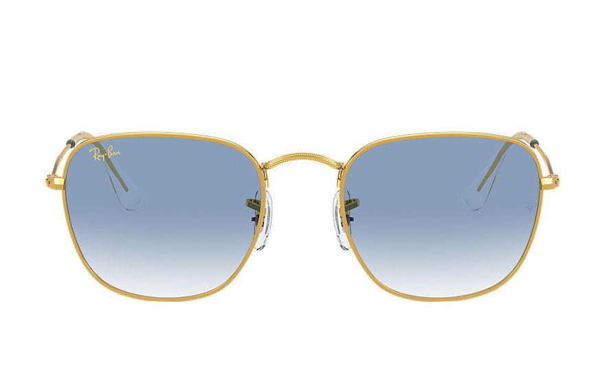 Ray-Ban  sunglasses RB3857 UNISEX 001 frank legend gold gold 8056597386517