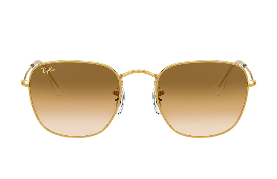 Ray-Ban  sunglasses RB3857 UNISEX 002 frank legend gold gold 8056597386524