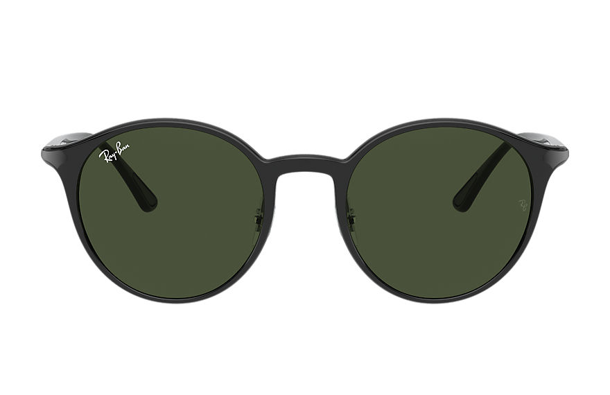 Ray-Ban Sunglasses RB4336 Black with Green Classic G-15 lens