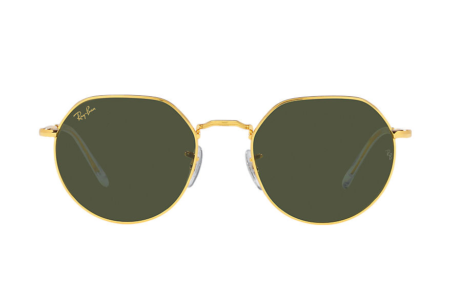 Ray-Ban  sunglasses RB3565 UNISEX 004 jack gold 8056597445184