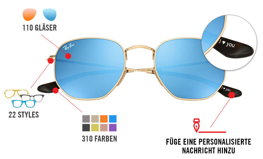 ray ban sonnenbrille modelle 2013