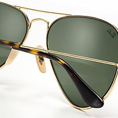 ray ban sunglasses official website  Aviator Sunglasses