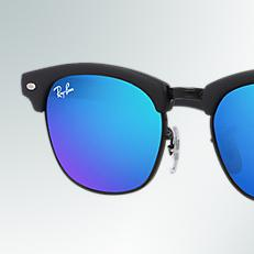ray ban junior blau