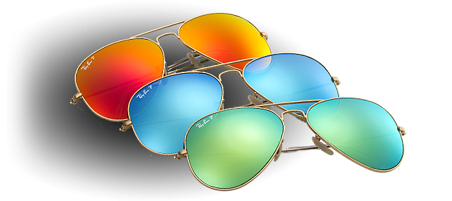 Ray-Ban Colourful Aviator