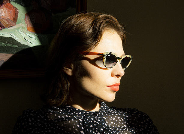 Nina Kraviz x Ray-Ban Studios An amazing artist, a stunning Limited Edition  you cannot miss. 27ddf49509