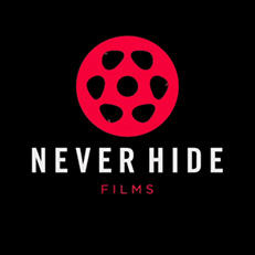 Never Hide Films logo