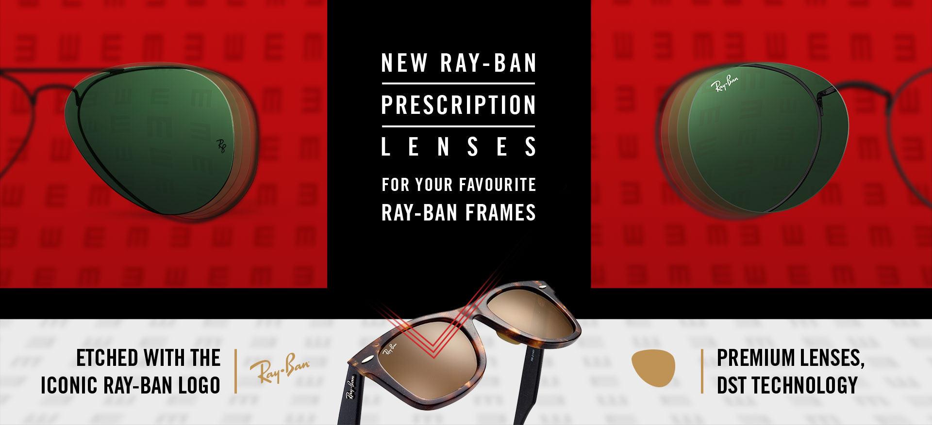 Prescription Sunglasses Online | Ray Ban® USA