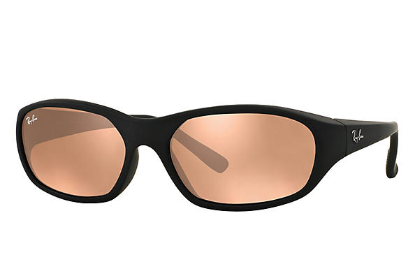 Ray-Ban  prescription sunglasses RB2016 MALE P004 daddy o ii black RX_805289626541?roxLensPartNumber=Copper_Flash_SV