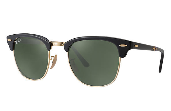 Ray-Ban CLUBMASTER FOLDING Black