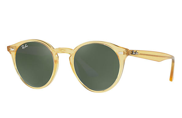 Ray-Ban 0RB2180-RB2180 Yellow ROX_FRAME