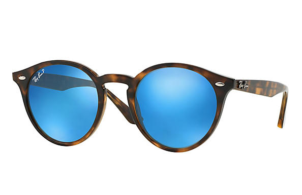 Ray-Ban  prescription sunglasses RB2180 FEMALE P005 rb2180 tortoise RX_8053672358612?roxLensPartNumber=Blue_Flash_Polar_SV