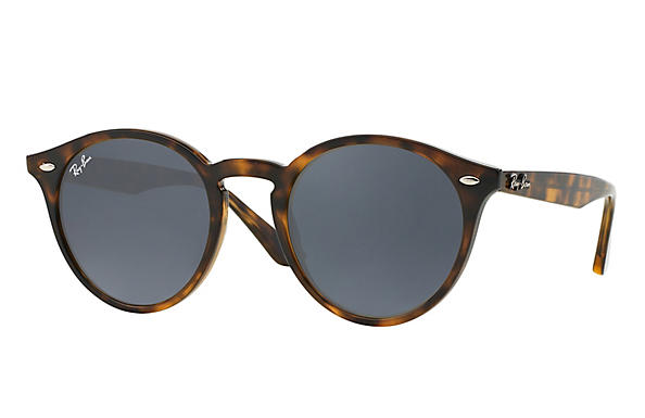 Ray-Ban  prescription sunglasses RB2180 FEMALE P005 rb2180 tortoise RX_8053672358612?roxLensPartNumber=Blue_Gray_Classic_SV