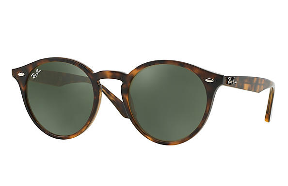 Ray-Ban RB2180 Polished Tortoise