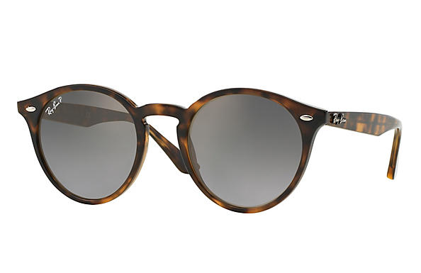Ray-Ban  prescription sunglasses RB2180 FEMALE P005 rb2180 tortoise RX_8053672358612?roxLensPartNumber=Grey_Gradient_Polar_SV