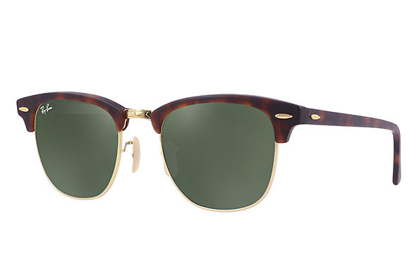 Ray-Ban 0RB3016-CLUBMASTER Tortoise ROX_FRAME