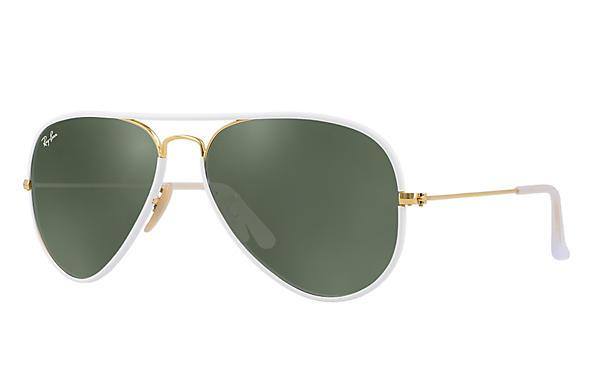d7057b6d4e ... 001 x3 sunglasses 2765f fdc0e  good ray ban 0rb3025jm aviator full color  white gold roxframe 71479 ff942