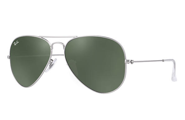 Ray-Ban 0RB3025-AVIATOR Silver ROX_FRAME