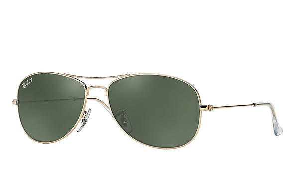 Ray-Ban COCKPIT Gold